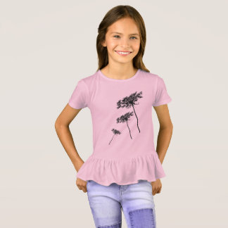 Queen Anne's Lace, Old Fashioned Wild Flowers T-Shirt
