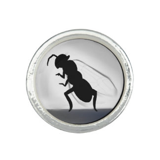Queen Ant Photo Ring