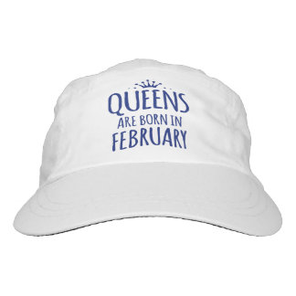 queen are born in february hat