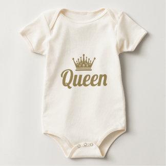 Queen Baby Bodysuit