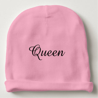 Queen Baby Hat Baby Beanie