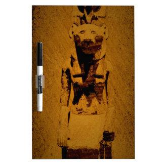 Queen Baset. Dry Erase Whiteboard