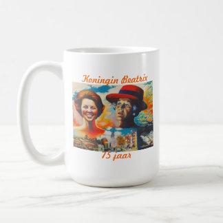 Queen Beatrix 75 years Mug