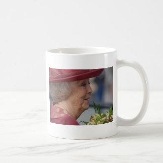 Queen Beatrix of The Netherlands Coffee Mug