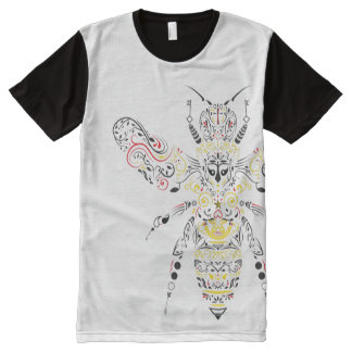 queen bee All-Over-Print T-Shirt