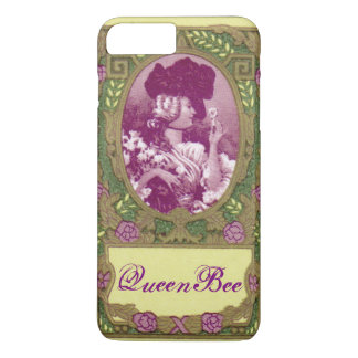 Queen Bee Antique French Perfume Phone Case