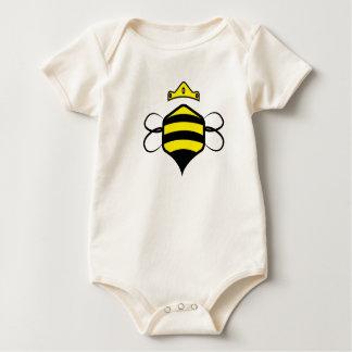 Queen Bee Baby Bodysuit