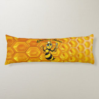 Queen Bee Body Pillow