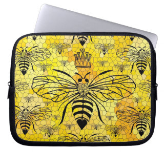 Queen Bee Electronics Bag