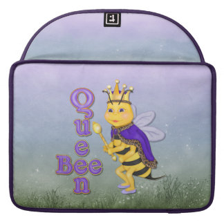 Queen Bee Garden Sleeve For MacBooks