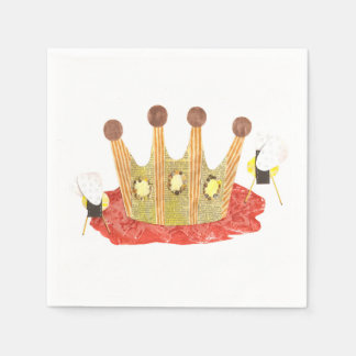 Queen Bee Napkins Paper Napkins