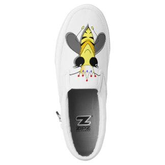 Queen 👑 bee 🐝 slip-on shoes !