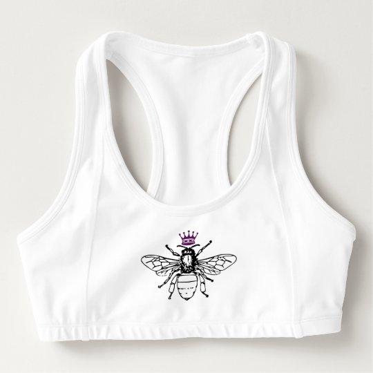Queen Bee Sports Bra