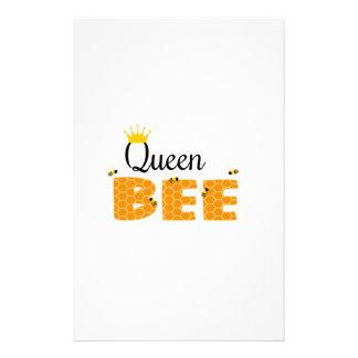 Queen Bee Stationery