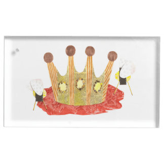 Queen Bee Table Card Holder