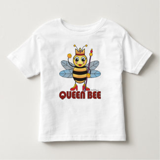 Queen Bee Toddler Shirt
