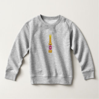 Queen Beer bottle with crone Zfq4y Sweatshirt