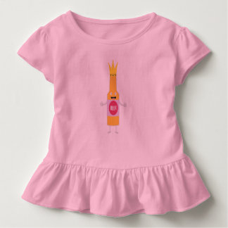 Queen Beer bottle with crone Zfq4y Toddler T-shirt