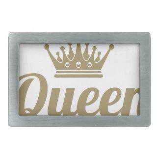 Queen Belt Buckle