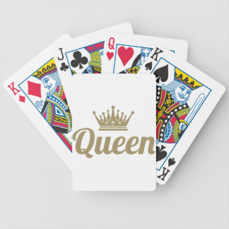 Queen Bicycle Playing Cards