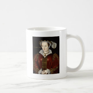Queen Catherine Parr Coffee Mug