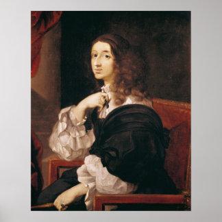 Queen Christina of Sweden Poster