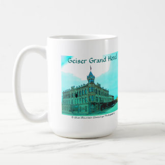 Queen City of the Mines Photo Gift Mug