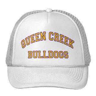 Queen Creek Bulldogs Trucker Hats