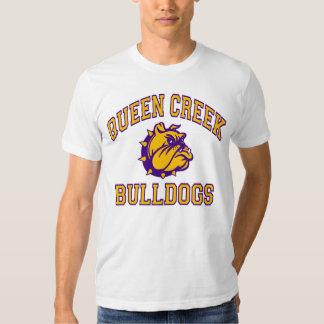 Queen Creek Bulldogs Shirts
