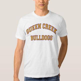 Queen Creek Bulldogs Tees
