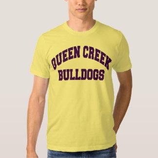 Queen Creek Bulldogs Tshirts