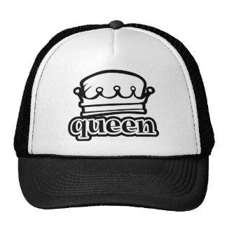 Queen ~ Crown Royal Royalty Trucker Hats