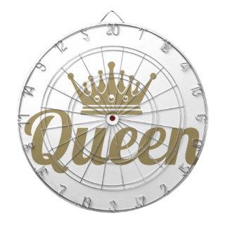 Queen Dartboard