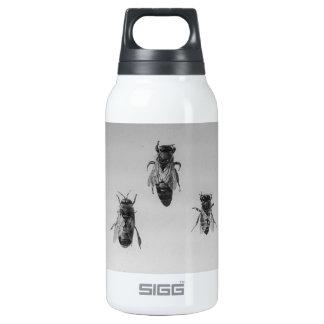 Queen Drone Worker Bee Keeping Apiology Apiarist Insulated Water Bottle