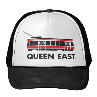 Queen East (Toronto) Streetcar Trucker Hat