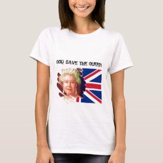 queen elizabeth 2 T-Shirt