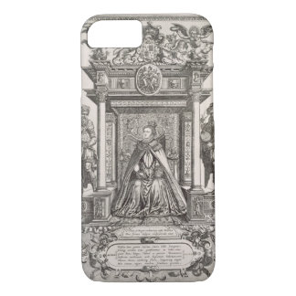 Queen Elizabeth I (1533-1603) as Patron of Geograp iPhone 7 Case