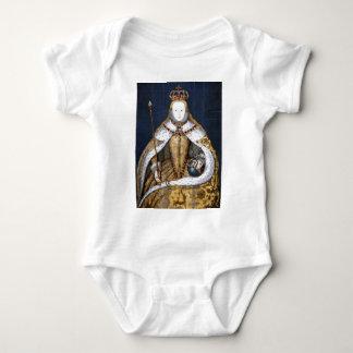 Queen Elizabeth I: Coronation Baby Bodysuit