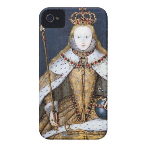 Queen Elizabeth I: Coronation iPhone 4 Case