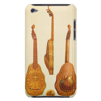 Queen Elizabeth I lute by John Rose, 1580, from 'M iPod Touch Cases