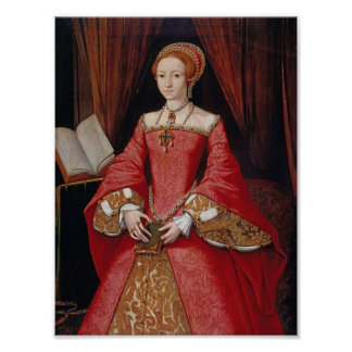 Queen Elizabeth I of England Print