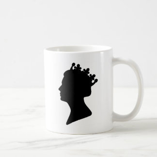 Queen Elizabeth II Coffee Mug