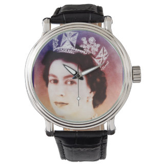Queen Elizabeth II Portrait Watch