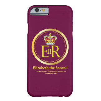 Queen Elizabeth II Reign Barely There iPhone 6 Case