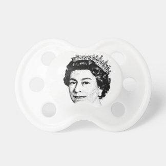 Queen Elizabeth Pacifiers