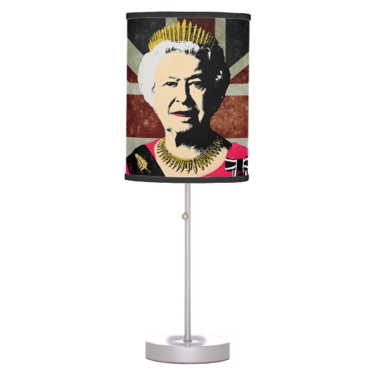 Queen Elizabeth Table Light Table Lamps