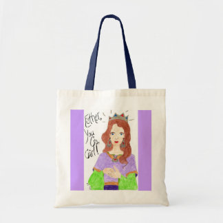 Queen Esther Tote Bag