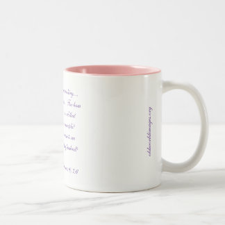"""Queen Esther's Courage"" Coffee/Tea Mug"