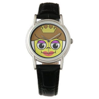 Queen Face Watch