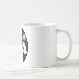 Queen Faery and Unicorn Classic White Coffee Mug